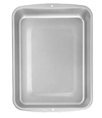 Wilton Recipe Large Roasting Pan, 17 x 13 inch