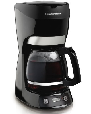 Hamilton Beach Coffee Maker (49467), 12-Cup
