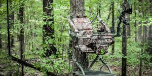 Summit Treestands 81120 Viper SD Mossy Oak Climbing Tree Stand