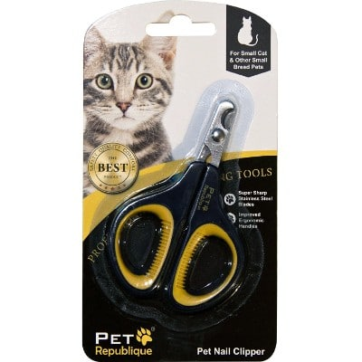 Pet Republique Professional Dog Nail Clippers with Optional Filer