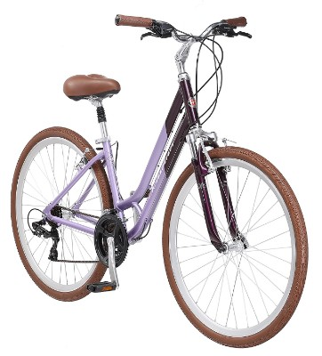 Schwinn Capitol Women's 16-inch Frame Hybrid Bicycle, 700c Wheel