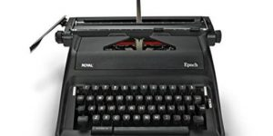 Top 7 Best Manual Typewriters in 2018 Reviews