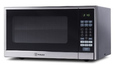 Westinghouse, WCM11100SS, Countertop Microwave Oven, 1000 Watt, 1.1 Cubic Feet
