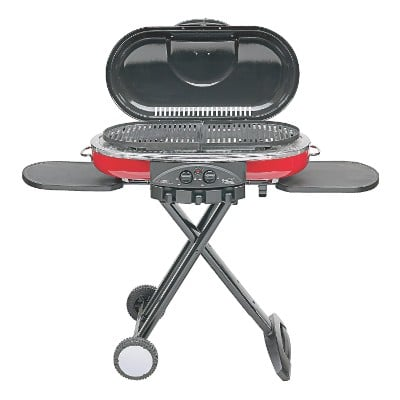 Coleman 9949-750 Road Trip Grill LXE, Red