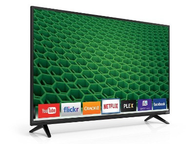 VIZIO D43-D1 43-Inch 1080p Smart LED TV (2016 Model)