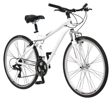 Schwinn Network 3.0 Men 700C Hybrid Bicycle 18-inch Frame