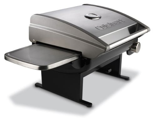 Cuisinart CGG-200 All-Foods Stainless Steel 12,000-BTU Tabletop Gas Grill