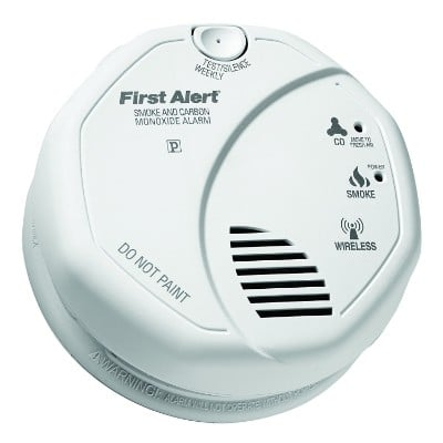First Alert 2-in-1 Z-Wave & Carbon Monoxide Alarm and Smoke Detector