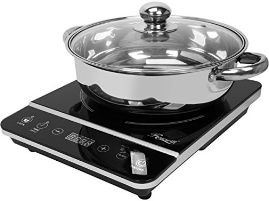 Rosewill RHAI-13001 Induction Cooker Cooktop, 1800W, Black