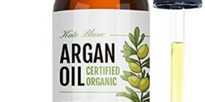 Moroccan Argan Oil (4oz), USDA Certified Organic