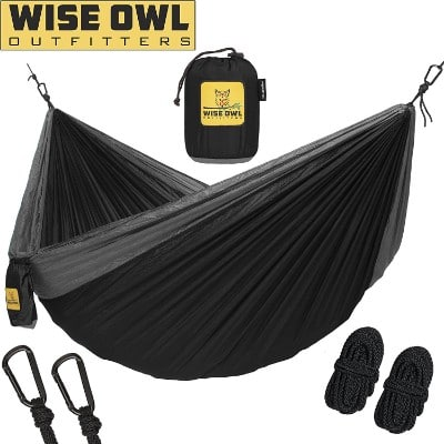 Wise Owl Outfitters Hammock for Camping - Single & Double Hammocks