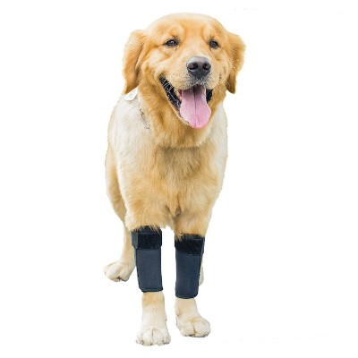 Dog Front Leg Wrap Protects Brace Pets Joint Hock Paw Compression Wraps