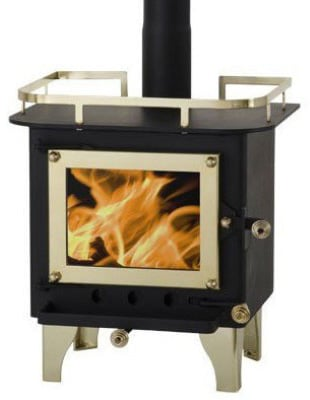 CUBIC Cub Mini Wood Stove - CB-1008