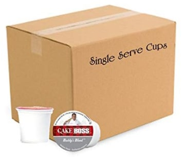 20 Cup Super DECAF Coffee & TEA Sampler! 20 Different Flavored & Regular DECAF Coffee & Tea
