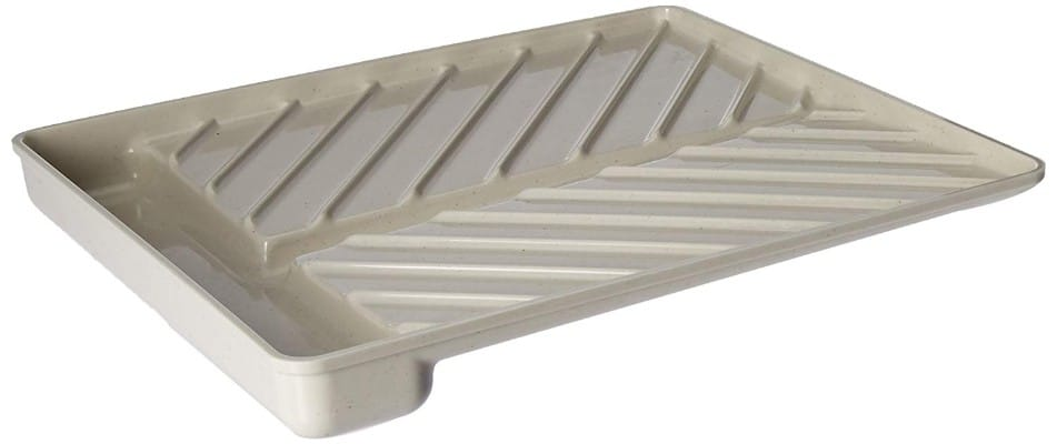 Nordic Ware Microwaveable Slanted Bacon Tray:Food Defroster