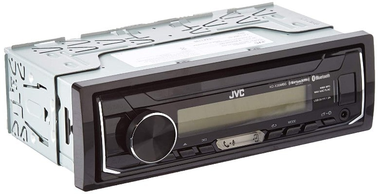 JVC Marine Mechless AM:FM:BT:Sat Ready