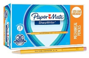 Paper Mate SharpWriter Mechanical Pencils