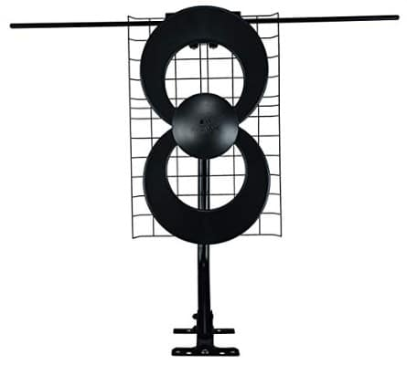 ClearStream 2V Indoor:Outdoor HDTV Antenna with Mount