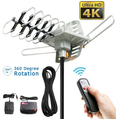 TV Antenna - Outdoor Digital HDTV Antenna