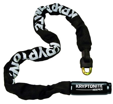 Kryptonite Keeper 785 Integrated Bicycle Lock Chain Bike Lock