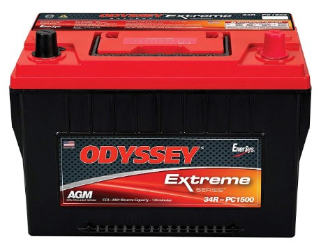 Odyssey Batteries 34R-PC1500T Automotive:Light Truck and Van Battery