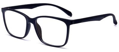 ANRRI Blue Light Blocking Glasses for Computer Use, Anti Eyestrain UV Filter Lens Lightweight Frame