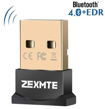 Bluetooth USB Adapter Low Energy Micro Adapter Bluetooth