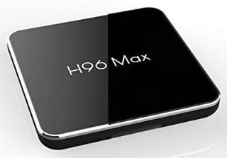 H96 max X2 Android 8.1 TV Box