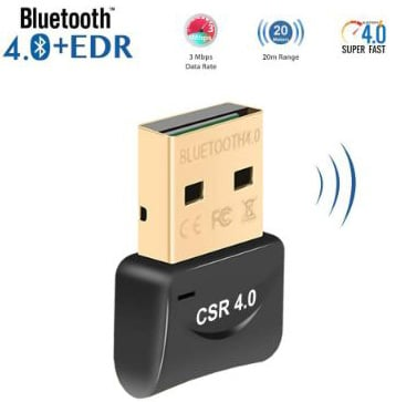 USB Bluetooth Adapter 4.0 Low Energy Micro Adapter Bluetooth Dongle Receiver