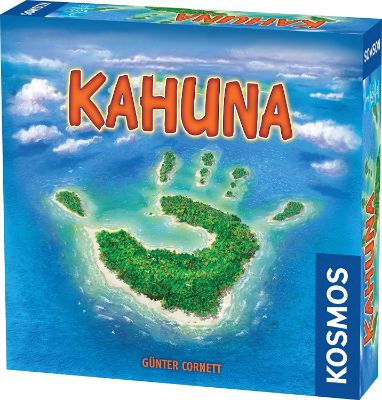 Kahuna Board Game | 2 Player Kosmos Game