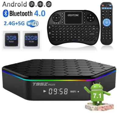EASYTONE T95Z Plus Android TV Box