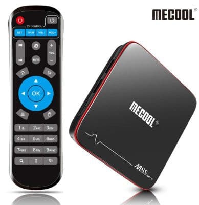 Android TV Box 7.1, MECOOL Android Box