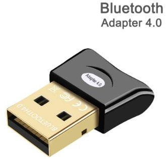 Bluetooth Adapter for PC QGOO USB Dongle CSR 4.0 Bluetooth Receiver