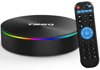 Android TV Box, YAGALA T95Q Android 8.1 TV Box