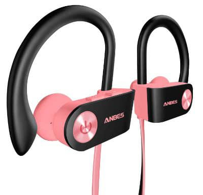 Bluetooth Headphones, Anbes Wireless Earbuds