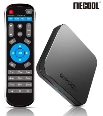 Android 9.0 TV Box, MECOOL New Generation Smart TV Box
