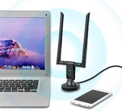 USB WiFi Adapter for PC