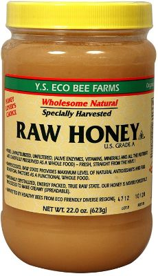 YS Eco Bee Farms Raw Honey