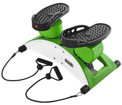 CMrtew Mute Hydraulic Handrail Stepper Home Multi-Function Pedal Mini Mountain Climbing Weight Loss Slimming Exercise