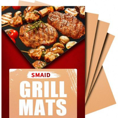Smaid - Copper Grill Mat Set of 4