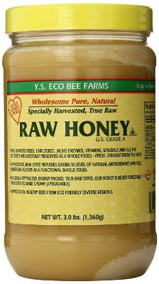 YS Eco Bee Farms RAW HONEY - Raw, Unfiltered