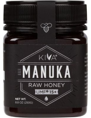 Kiva Certified UMF 15+ Raw Manuka Honey - New Zealand