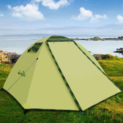 Campla Tent Camping Outdoors