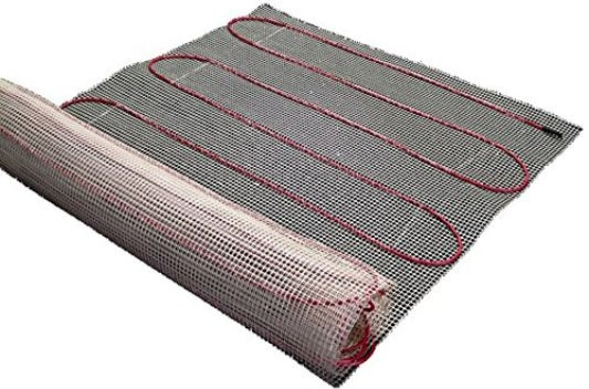 15 Sqft Mat, Electric Radiant Floor Heat Heating System