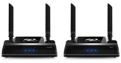Wireless HDMI Extender with Loop-out IR Pass-back Support 1080P@60Hz Full HD