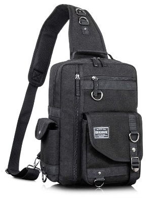 Leaper Messenger Bag Outdoor Cross Body Bag Sling Bag