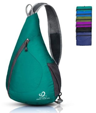 Waterfly Packable Shoulder Backpack Sling