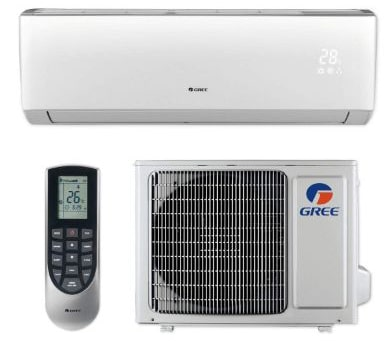 Gree LIVS09HP230V1B - 9,000 BTU 16 SEER LIVO+ Wall Mount Ductless Mini Split Air Conditioner