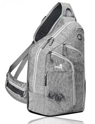 Plus Oversized Sling Backpack For Women