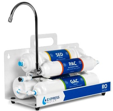 Countertop Reverse Osmosis Water Filtration System